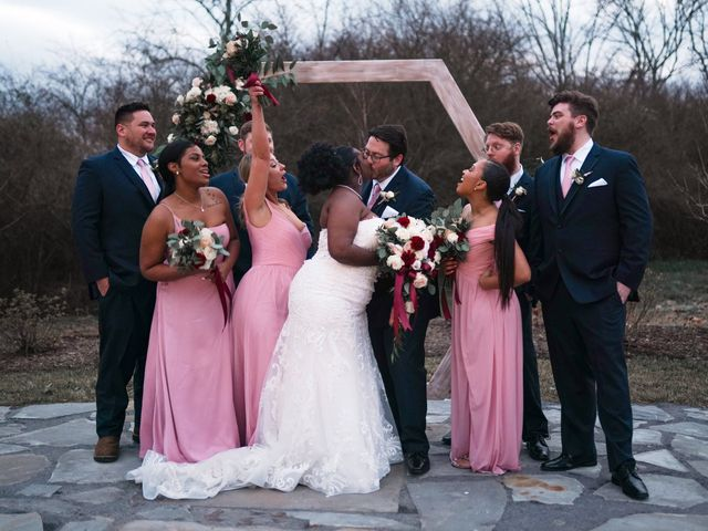 Evan and Taylor's Wedding in Chattanooga, Tennessee 2