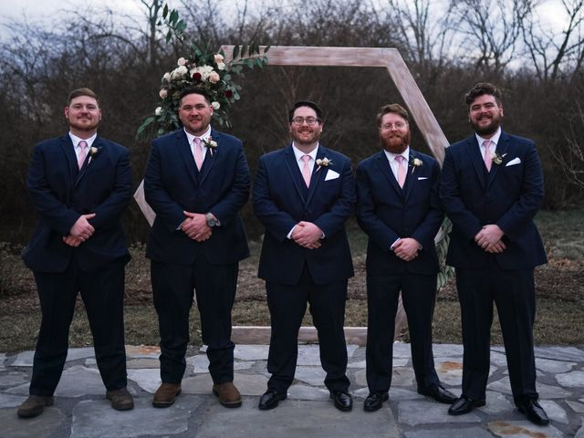 Evan and Taylor's Wedding in Chattanooga, Tennessee 3