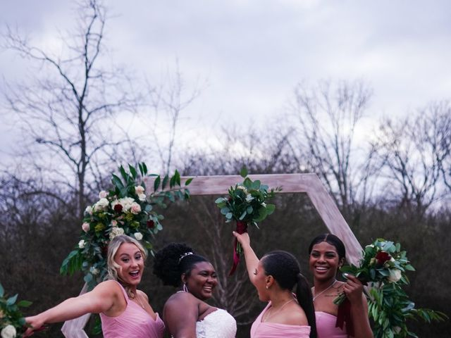 Evan and Taylor's Wedding in Chattanooga, Tennessee 4