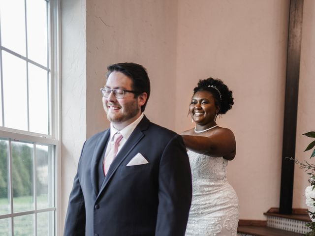 Evan and Taylor's Wedding in Chattanooga, Tennessee 7