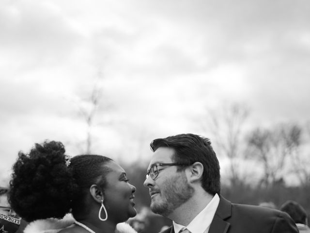 Evan and Taylor's Wedding in Chattanooga, Tennessee 10