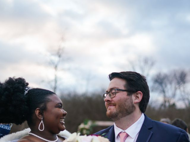 Evan and Taylor's Wedding in Chattanooga, Tennessee 11