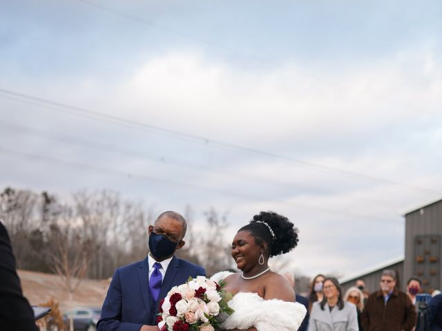 Evan and Taylor's Wedding in Chattanooga, Tennessee 17