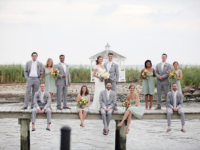 Laura and Drew's Wedding in Manahawkin, New Jersey 4