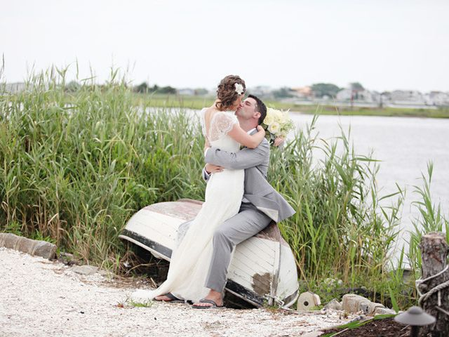 Laura and Drew's Wedding in Manahawkin, New Jersey 10