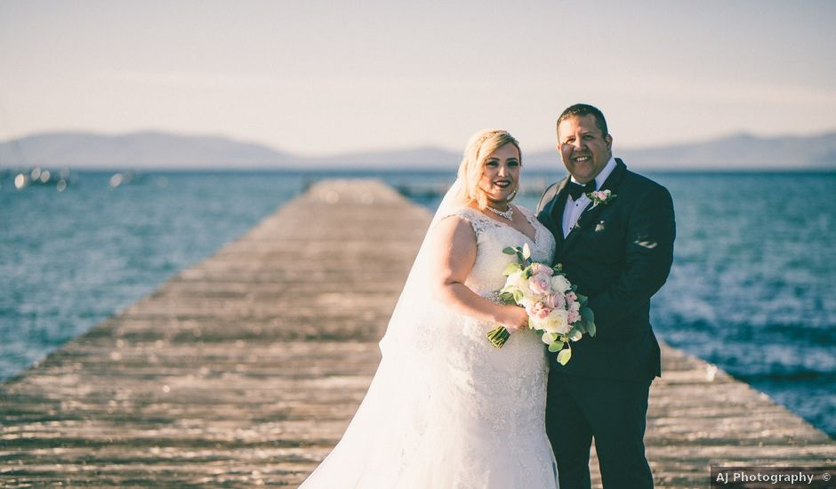 Andrew and Ruby's Wedding in South Lake Tahoe, California