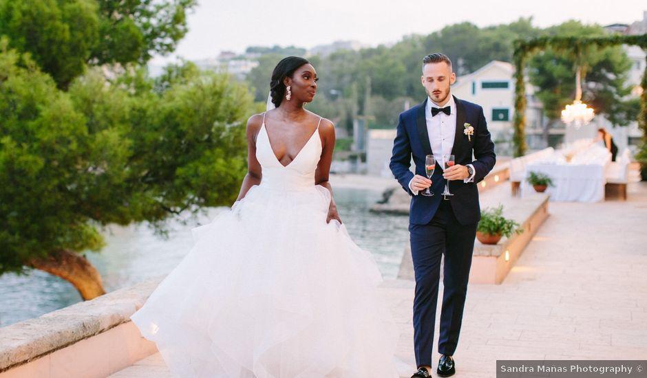 Tino and Ami's Wedding in Palma de Mallorca, Spain