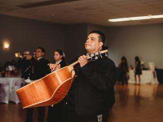 The wedding of Claudia and Gerardo 2