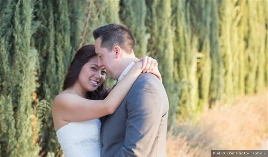 Francine and Jason's Wedding in San Miguel, California