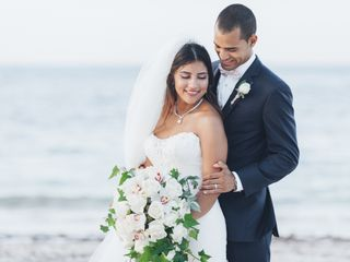 The wedding of Estefany and Jonathan