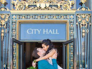 The wedding of Luka and Christina 1