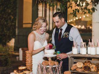 The wedding of Cory and Lauren 2
