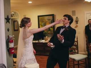 The wedding of Brittany and Zachary 3