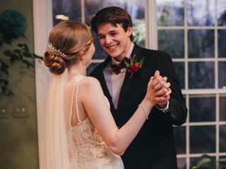 The wedding of Brittany and Zachary
