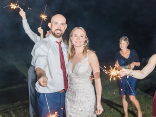 The wedding of Jennifer and Henry 1