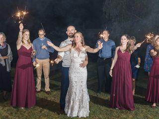 The wedding of Jennifer and Henry 2