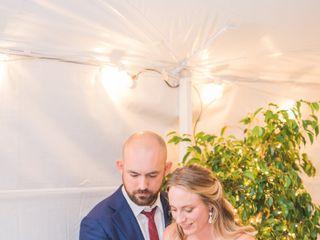 The wedding of Jennifer and Henry 3