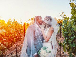 The wedding of Jenya and Bakari