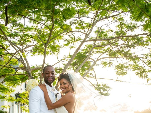 Dwyane and Gabrielle's Wedding in Homestead, Florida 6