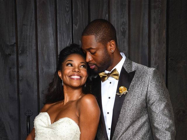 Dwyane and Gabrielle's Wedding in Homestead, Florida 7