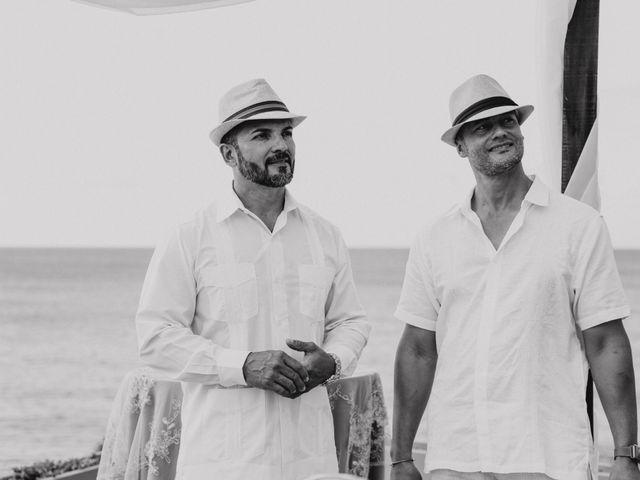Oscar and Miriam's Wedding in Aguadilla, Puerto Rico 26
