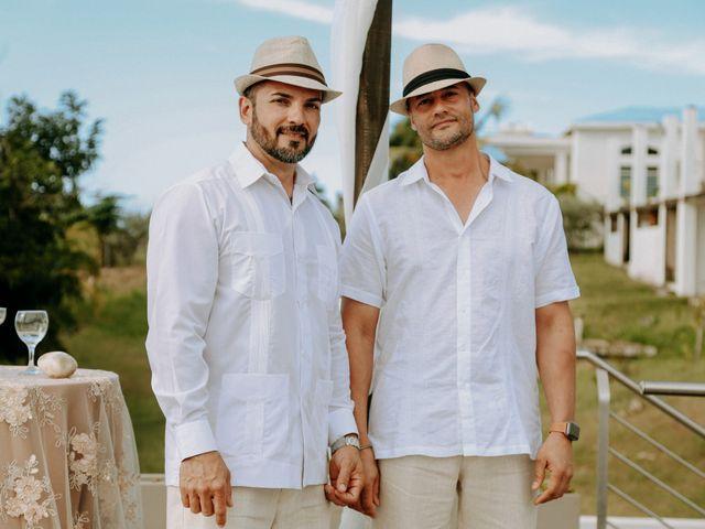 Oscar and Miriam's Wedding in Aguadilla, Puerto Rico 27