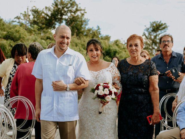 Oscar and Miriam's Wedding in Aguadilla, Puerto Rico 29