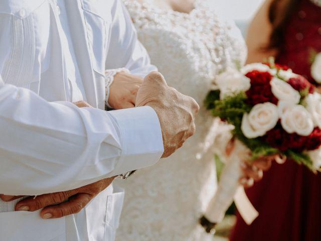 Oscar and Miriam's Wedding in Aguadilla, Puerto Rico 33