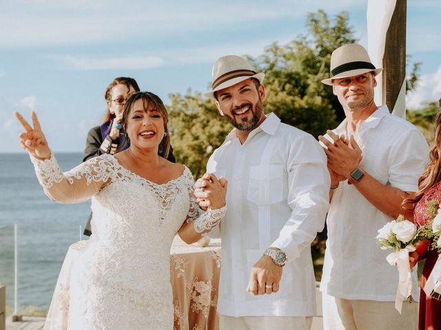 Oscar and Miriam's Wedding in Aguadilla, Puerto Rico 48