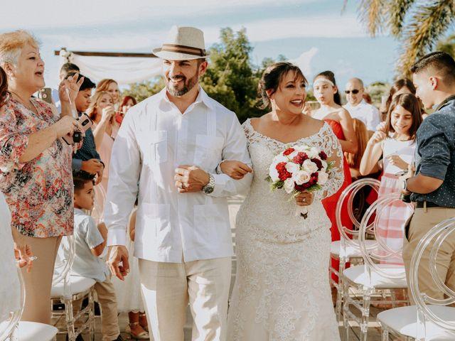Oscar and Miriam's Wedding in Aguadilla, Puerto Rico 50