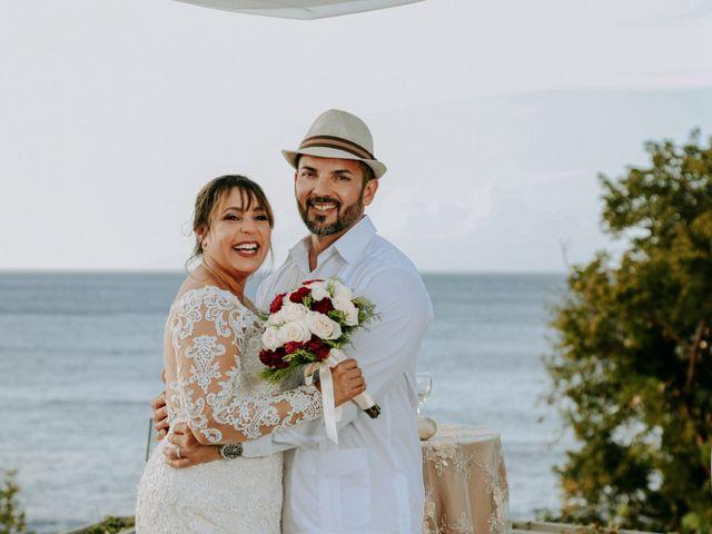 Oscar and Miriam's Wedding in Aguadilla, Puerto Rico 56