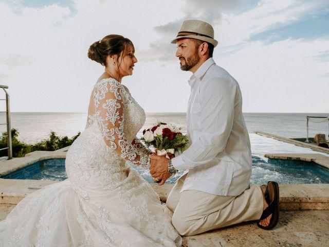 Oscar and Miriam's Wedding in Aguadilla, Puerto Rico 57