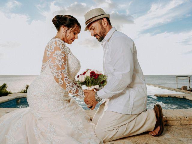 Oscar and Miriam's Wedding in Aguadilla, Puerto Rico 58