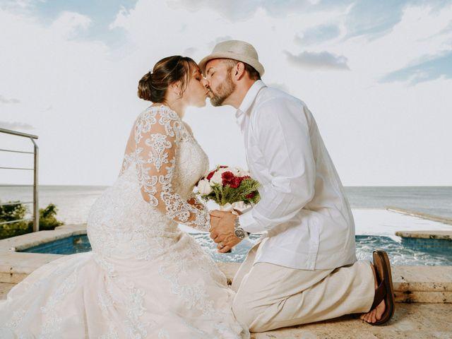 Oscar and Miriam's Wedding in Aguadilla, Puerto Rico 60