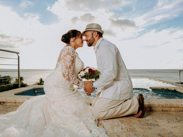 Oscar and Miriam's Wedding in Aguadilla, Puerto Rico 61