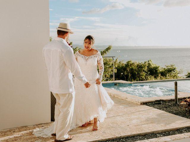 Oscar and Miriam's Wedding in Aguadilla, Puerto Rico 64