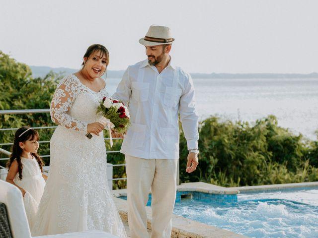 Oscar and Miriam's Wedding in Aguadilla, Puerto Rico 65