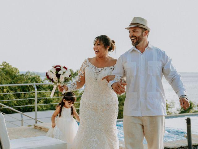 Oscar and Miriam's Wedding in Aguadilla, Puerto Rico 66