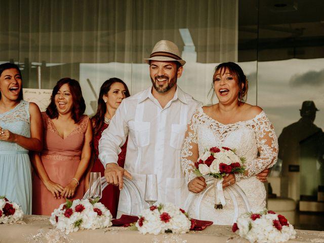 Oscar and Miriam's Wedding in Aguadilla, Puerto Rico 68