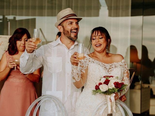 Oscar and Miriam's Wedding in Aguadilla, Puerto Rico 69