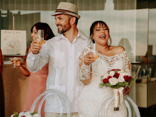 Oscar and Miriam's Wedding in Aguadilla, Puerto Rico 70