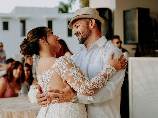 Oscar and Miriam's Wedding in Aguadilla, Puerto Rico 74