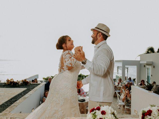 Oscar and Miriam's Wedding in Aguadilla, Puerto Rico 76