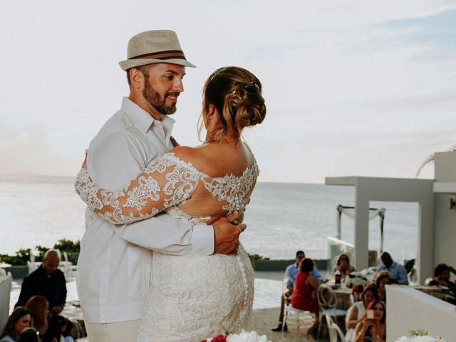 Oscar and Miriam's Wedding in Aguadilla, Puerto Rico 77