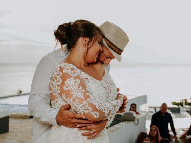 Oscar and Miriam's Wedding in Aguadilla, Puerto Rico 78