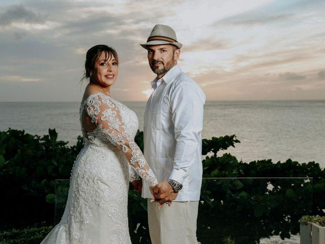 Oscar and Miriam's Wedding in Aguadilla, Puerto Rico 81