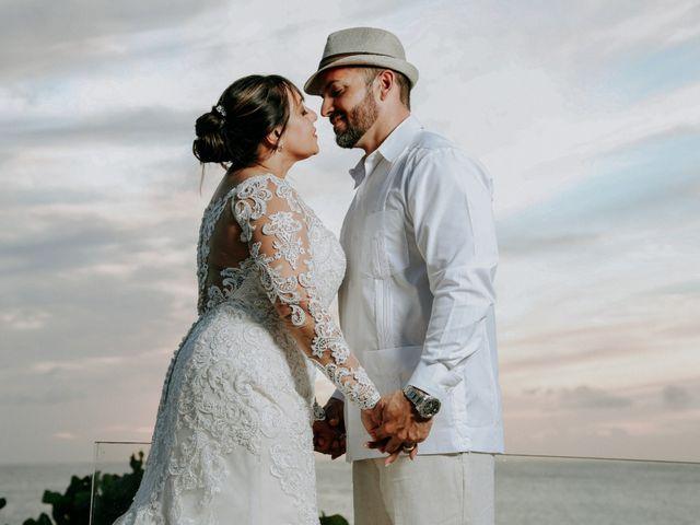 Oscar and Miriam's Wedding in Aguadilla, Puerto Rico 84