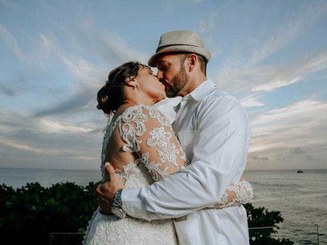 Oscar and Miriam's Wedding in Aguadilla, Puerto Rico 86