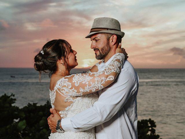 Oscar and Miriam's Wedding in Aguadilla, Puerto Rico 88