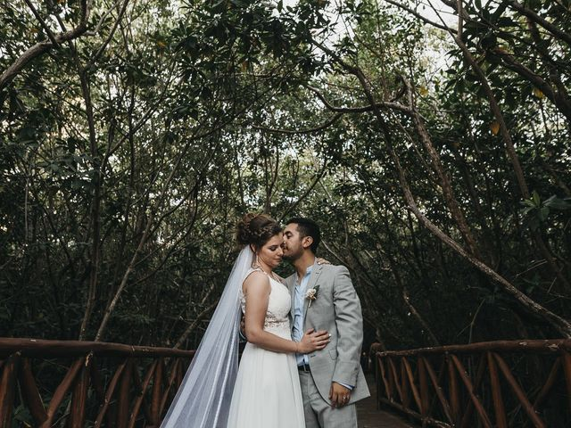 The wedding of Gretchen and Jorge